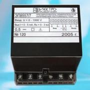 Преобразователи измерительные постоянного тока ЭП8557 фото