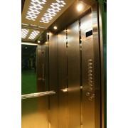 Грузопассажирский лифты Могилёвлифтмаш (Отделка) фото