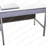 Стол для весов НВ-1200 ВГ (1200*750*600) фото
