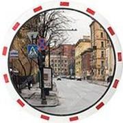 Зеркало сферическое дорожное ЗСД-800 фото