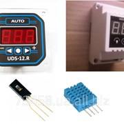 Регулятор влажности, гигрометр, датчик влаги фото