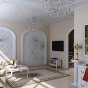 Дизайн квартиры в ЖК Гольфстрим на Генуэзской фото