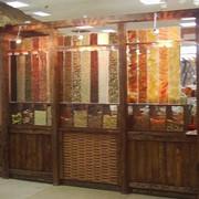 Стойки торговые для конфет и сухофруктов фото