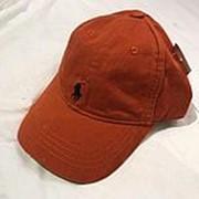 Кепка Polo Ralph Lauren коричневая фото
