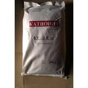 Катионит, КУ-2-8, ионнообменная смола  фото