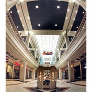 Реклама в торговых центрах фото