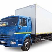 Автомобиль-фургон с кузовом изотермическим ЛЮБАВА АФИК 5308 фото