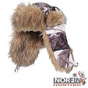 Шапка-ушанка Norfin Hunting 750 White L фото