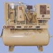 Установки компрессорные воздушные с водяным охлаждением фото