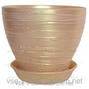 Горшок керамический КС д.48 см, 60л фото