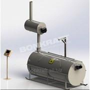 Крематор КР-1000 фото