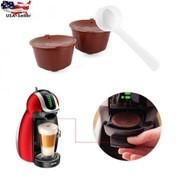 Многоразовая капсула для кофе, коричневый фото