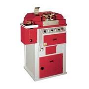 OMAC 800 RAL.Автомат для подрезки, закругления и полировки кромок полос и ремней фото