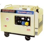 Бензиновый генератор Glendale GP7500L-SLE/1 фото