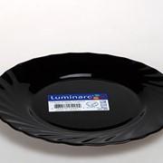 Тарелка Luminarc Trianon Black 19.5 см G8729 фото