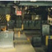 Стенд разгрузки контейнеров типа СРК фото