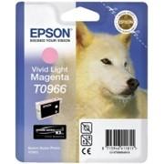 Картридж Epson Vivid Light Magenta для Stylus Pro 2880 насыщенный светло-пурпурный фото