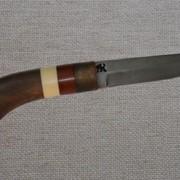 Нож из дамасской стали №67 фото