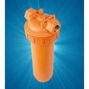 Монтаж картриджей для фильтров очистки горячей воды фото
