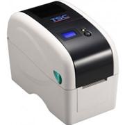 Термотрансферный принтер TSC TTP-225 светлый SUT 99-040A001-00LFT фото