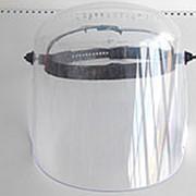 Маска сварочная защитная прозрачная фото
