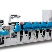 Taiyo STF-340-8C - 8-красочная флексографическая печатная машина фото