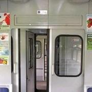 Реклама в поездах и электричках фото