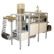 Автомат термоформовочные ат-6 с контактным нагревом АТ-5 фото