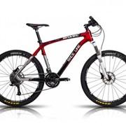 26 Race Line Biwec велосипед горный, Красно-чёрный фото