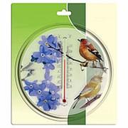 Термометр оконный на стекло - Spring Flowers фото