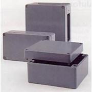 Корпуса стандартные алюминиевые группа 01 фото