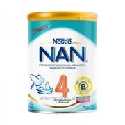 Молочная смесь Nan 4 - с 18 мес, 400гр фото