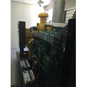 Дизель генераторная установка UND 225 в контейнере фото