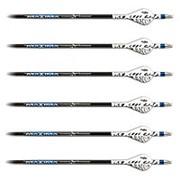 Стрелы карбоновые Maxima Blue Streak™ Select 250 (6 штук) фото