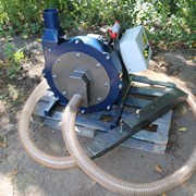 Дробилка молотковая, самовсасывающая 7,5квт/800кг. фото