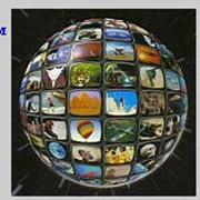 Монтаж систем спутникового телевидения фото