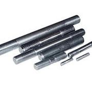 Шпилька резьбовая ГОСТ 10494-80 для фланцевых соединений Сталь фото