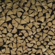 Дрова топливные пиленые 25-30 см колотые береза фото
