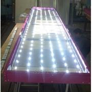 Изготовление световых объемных букв и фигур фото