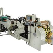 Машина для производства бумажных пакетов из листа серии PUHD-330-1 фото