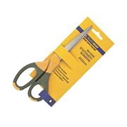 Ножницы офисные 203 мм., резиновые ручки BM.4528 фото