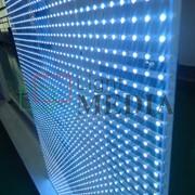Светодиодный экран прозрачный LED-экран фото