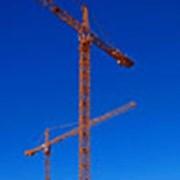 Краны башенные Potain, Liebherr фото
