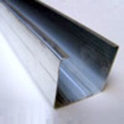 CW профиль – используется в качестве стоечного элемента системы в создании гипсокартонных конструкций между стенами и перегородками. Типоразмеры стоечных CW профилей: CW 50, CW 75, CW 100. фото
