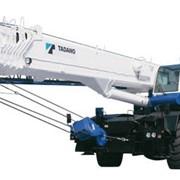 Внедорожный кран TADANO GR500EX грузоподъёмность 50 тонн фото
