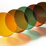 Линзы очковые солнцезащитные фото