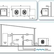 Водонагреватели на базе теплового насоса TECHNOBLOCK S.p.A. для бассейнов любых размеров фото