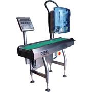Автоматический весовой маркиратор для пищевых продуктов компании DIBAL (Испания). фото