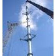 Услуги по сооружению, ремонту и обслуживанию промышленных и бытовых дымовых труб и дымоходов фото