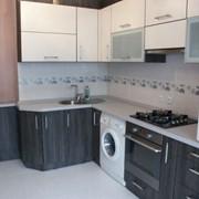Изготовления кухни с разными типами фасадов фото